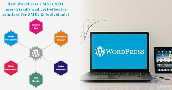 WordPress, your Business CMS, and SEO Enabler!