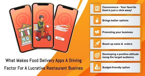 Food Delivery App – A Game Changing Move For The Restaurant Owners!